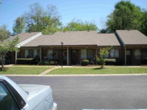 Blacksburg Terrace Apartments, Blacksburg, SC.