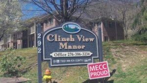 Clinch View Manor Apartments, Gate City, Va.