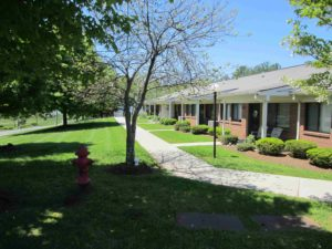 Pine Ridge Apartments, Floyd, Va.