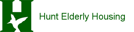 hunt elderly logo